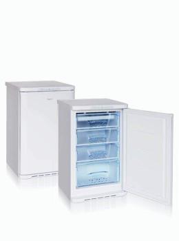 Морозильная камера БИРЮСА 148LЕ, белый