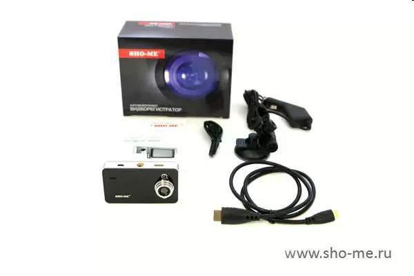 Видеорегистратор Sho-Me HD29-LCD - фото 3