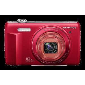 Цифровой фотоаппарат OLYMPUS D-750, красный