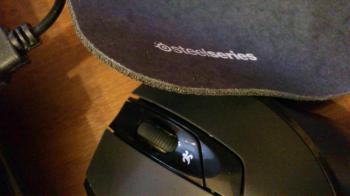 Коврик для мыши STEELSERIES QCK Mini Dota 2Edition, рисунок [63321]