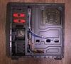 Корпус ATX ACCORD R-03B, Midi-Tower, без БП,  черный и красный вид 23