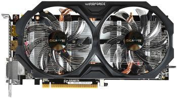 Видеокарта GIGABYTE AMD Radeon R9270 , 2Гб, GDDR5, Ret [gv-r927oc-2gd-ga]