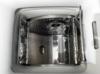 Стиральная машина IGNIS LTE 1055, вертикальная загрузка,  белый вид 3