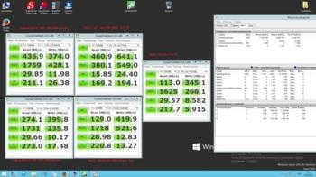 Контроллер Adaptec ASR-81605ZQ SGL RAID 0/1/1E/10/5/6/50/6016i-ports 1Gb Flash BBU maxCache Plus (2