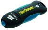 Флешка USB CORSAIR Voyager CMFVY3A-32GB 32Гб, USB3.0, черный и синий вид 3