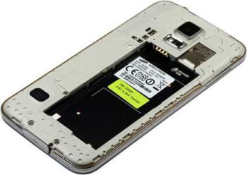 Смартфон SAMSUNG Galaxy S516Gb, SM-G900F, белый