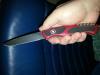 Складной нож VICTORINOX RangerGrip 52, 5 функций,  130мм, красный  / черный [0.9523.c] вид 2