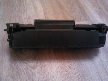 Картридж CACTUS CS-CF283X черный