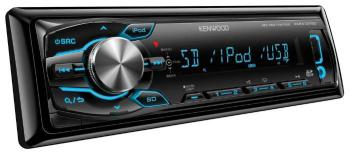 Автомагнитола KENWOOD KMM-361SDED, USB, SD