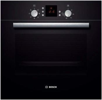 Духовой шкаф BOSCH HBN431S3, черный