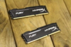 Модуль памяти KINGSTON HyperX FURY Black Series HX316C10FB/4 DDR3 -  4Гб 1600, DIMM,  Ret вид 6
