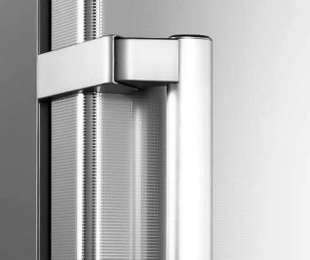 Холодильник LG GA-B489ZVCK, двухкамерный, серебристый