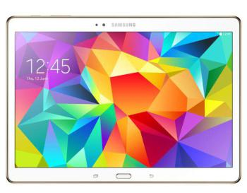 Планшет SAMSUNG Galaxy Tab ST800, 3Гб, 16GB, Android 4.4 белый [sm-t800nzwaser]