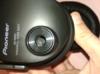 Наушники PIONEER SE-M521, 3.5 мм, мониторы, черный вид 2