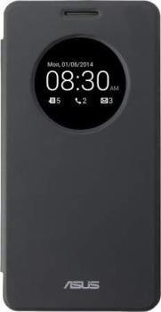 Чехол (флип-кейс) ASUS View Flip Cover, для Asus ZenFone 5 (A500CG/A501CG) ZenFone 5LTE (A500KL), черный [90xb00ra-bsl1w0]