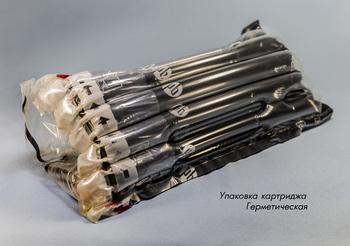 Картридж (двойная упаковка) HP35A, черный [cb435af]