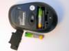 Мышь OKLICK 465MW, оптическая, беспроводная, USB, черный [tm-7100p black] вид 13