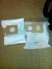 Пылесборники FILTERO EIO 01 Экстра,  пятислойные,  4 шт., для пылесосов BORK, CAMERON, DIRT DEVIL, EWT, TRISA, UFESA вид 4