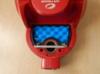 Предмоторный фильтр FILTERO FTM 04,  для пылесосов SAMSUNG: SC 43, SC 44, SC 45, SC 47,  1 фильтр уровня микрофильтрации + 1 губчатый моторный фильтр вид 6