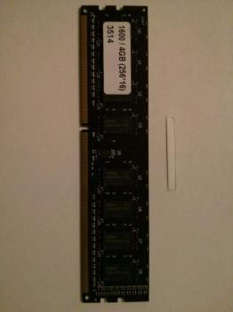 Модуль памяти SAMSUNG DDR3— 4Гб 1600, DIMM, OEM