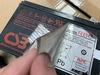 Батарея для ИБП APC RBC17  12В,  9Ач вид 4