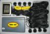 Парковочный радар SHO-ME Y-2612N08 Black,  черный вид 1