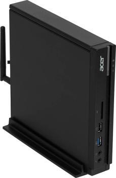 Неттоп ACER Veriton N2120G, AMD Athlon 5350, DDR34Гб, 1000Гб, AMD Radeon R5235— 2048 Мб, CR, Free DOS, черный [dt.vl0er.005]