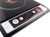 Электрическая плита KITFORT КТ-107,  стеклокерамика,  индукционная,  черный вид 4