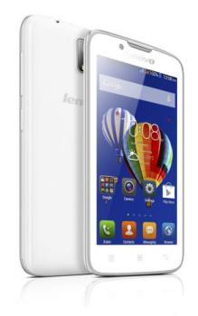 Смартфон LENOVO 4Gb, A328, белый