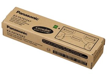 Картридж PANASONIC KX-FAT472A7 черный