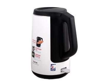 Чайник электрический TEFAL KO370130, 2400Вт, белый