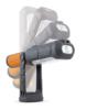 Универсальный фонарь ЯРКИЙ ЛУЧ ОПТИМУС, черный  / оранжевый [4606400615071] вид 17