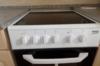 Электрическая плита BEKO CSS 48100 GW,  стеклокерамика,  белый вид 9
