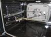Духовой шкаф LG LB61V05S,  серебристый вид 4