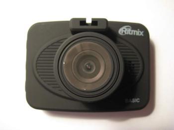 Видеорегистратор RITMIX AVR-620BASIC, черный
